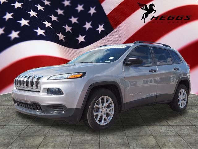 Pre Owned 2016 Jeep Cherokee Sport