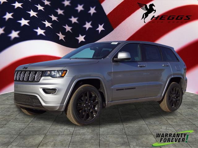 New 2018 Jeep Grand Cherokee Altitude 4x4 Laredo 4dr SUV in Mesa