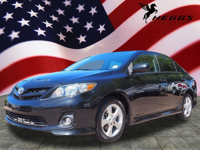 Pre Owned 2011 Toyota Corolla S S 4dr Sedan 5m In Mesa H239423b