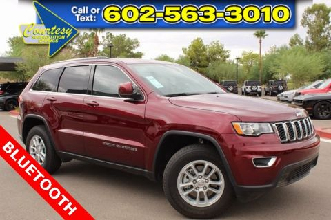 Pre-Owned 2018 Jeep Grand Cherokee Laredo